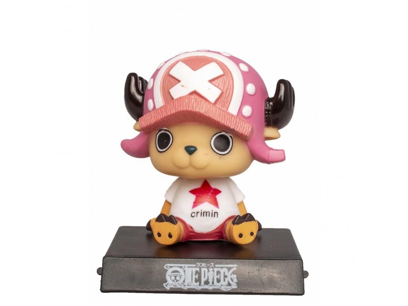 Tony Tony Chopper One Piece Sallanan Kafa Biblo