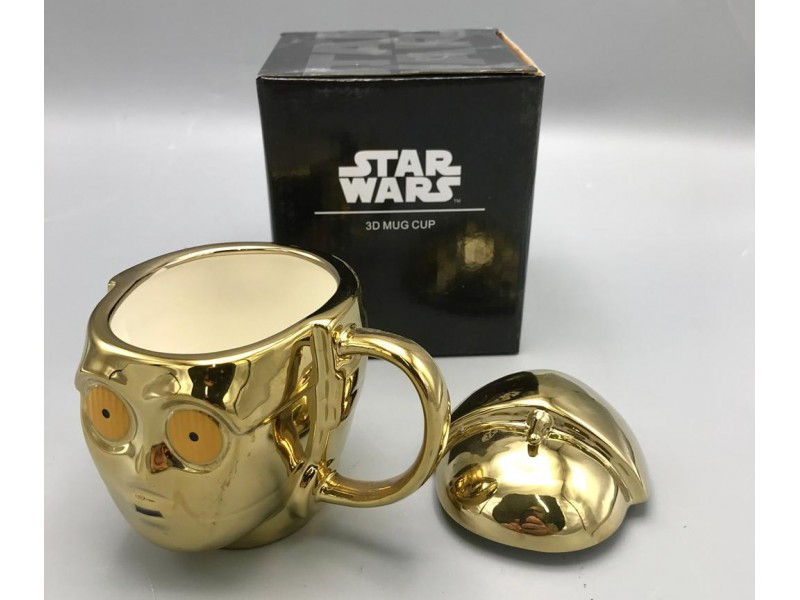 Star Wars C-3PO 3D Kupa
