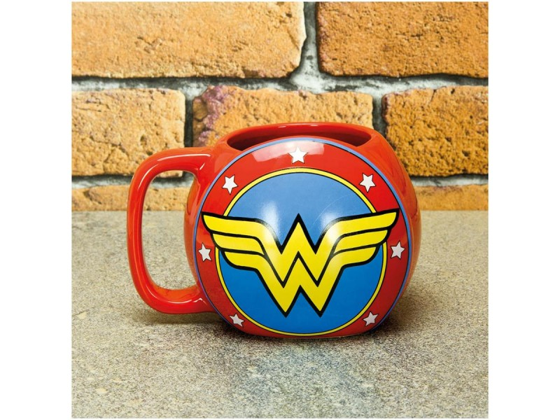 Wonder Woman Logo Kupa